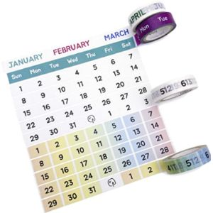 Rolledpaint Mini Event Calendar