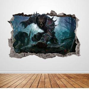 Kyle Cornhole 3D Graphic Art