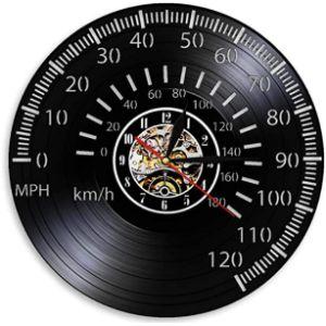 Fyluck Speedometer Wall Clock