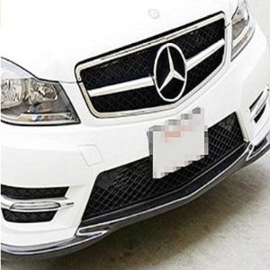 Visit The Lucasng Store W204 Front Spoiler