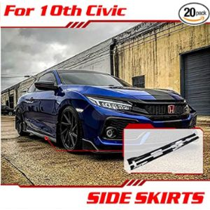 Civicssgb Honda Civic Side Skirt