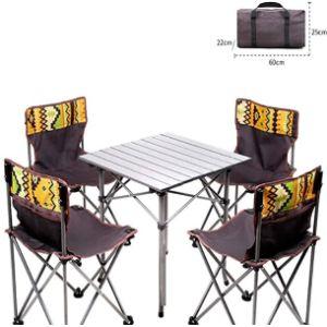 Zyqzyq Stool Chair Combo