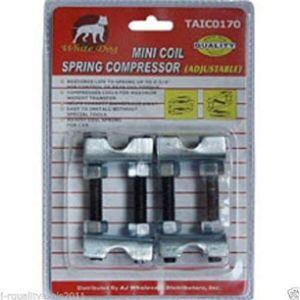 Victorioustore Mini Coil Spring Compressor Adjustable