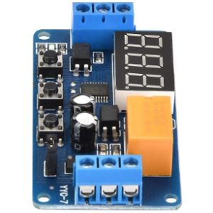 Liebewh Relay Switch Timer