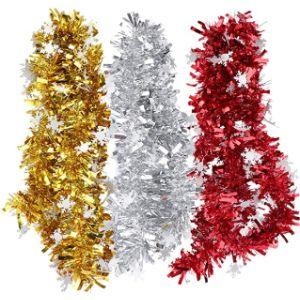 Aboofan Christmas Tassel Garland