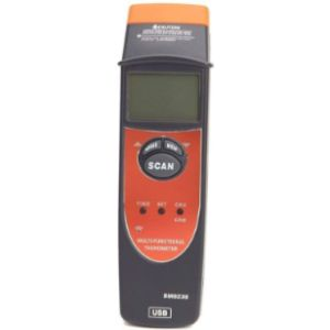 Longjuan-C Electronic Rpm Meter