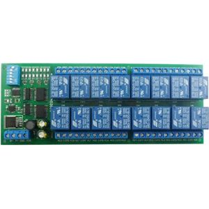 Inked And Screened Box Power Relay