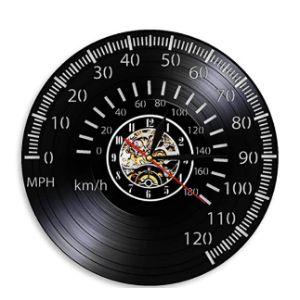 Asdvb Speedometer Wall Clock