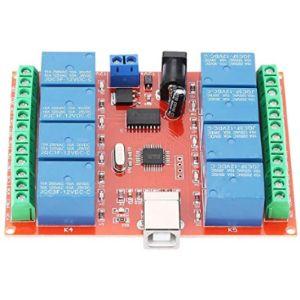 Oumefar Usb Power Relay Switch