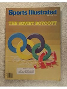 Sports Illustrated boycott  summer olympic