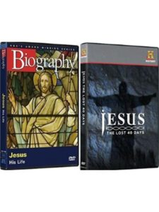A&E Home Video channel  bible revealed histories