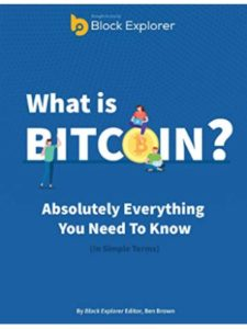 Block Explorer blockchain bitcoin