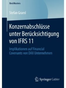Springer Gabler joint venture  ifrs accountings