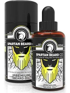 Spartan Beard Co patchy  beard dyes