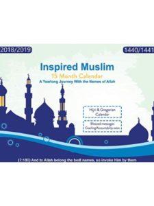 Inspired Muslim Products ramadan  calendar 2019S