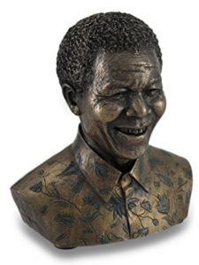 Verones sculpture  nelson mandelas