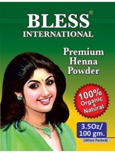 Bless International sojat  henna powders