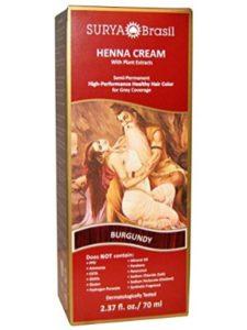 Surya Brasil henna cream