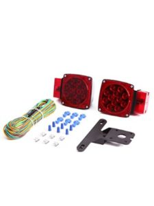 CZC AUTO    12 volt led trailer tail light kits