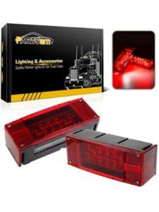 Partsam    12 volt led trailer tail light kits