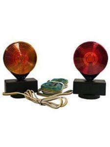 Haul Master    12 volt magnetic towing light kits