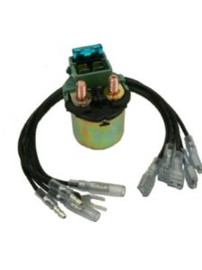 DB Electrical 2003 nissan xterra  starter relays