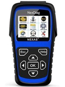 NEXAS transmission control module