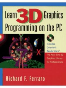 Addison-Wesley    3d graphic programmings