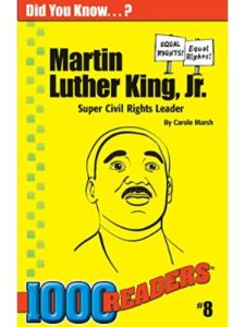 Gallopade activity  martin luther kings