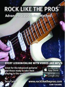 Blinky Publishing advanced  guitar methods