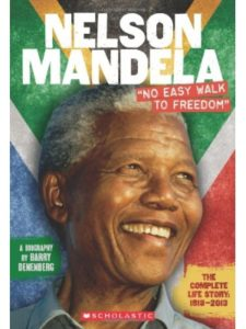 Scholastic Inc. african national congress  nelson mandelas