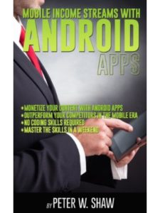 amazon android apps  passive incomes