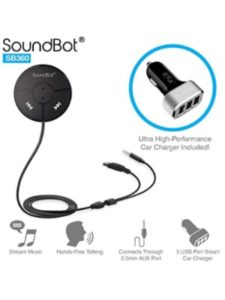 soundbot android auto  podcast apps