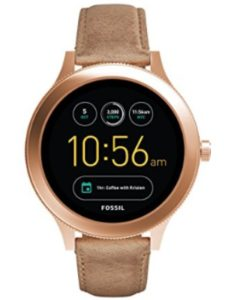 Fossil android wear  music apps