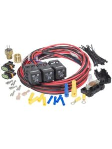Painless Wiring fan relay