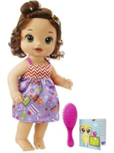 Hasbro    baby alive doll with carriers