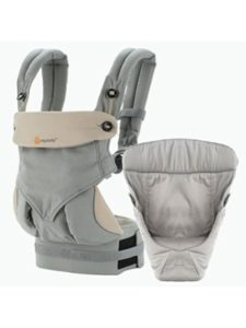 Ergobaby   baby carriers with newborn insert