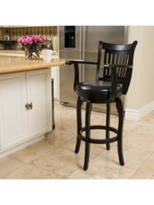 Christopher Knight Home bar  stool 30 inch swivels