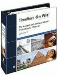 Facts on File bce ce  timelines