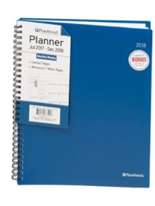 PlanAhead    best 18 month planners