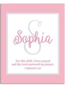Canary Road bible verse baptism  babies