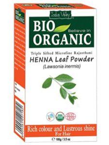 Indus Cosmeceuticals bio organic  indigo powders