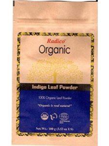 Yumi Bio Shop bio organic  indigo powders
