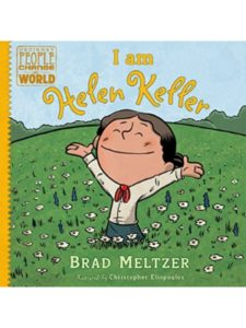 Dial Books biography book  helen kellers