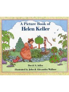 Holiday House biography book  helen kellers