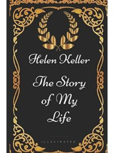 Independently published biography book  helen kellers