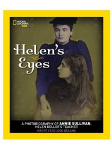 National Geographic Children's Books biography book  helen kellers