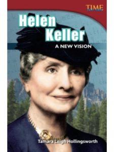 Teacher Created Materials biography book  helen kellers