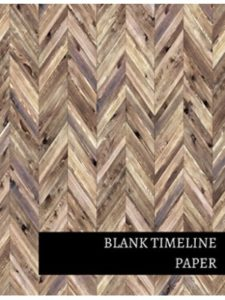 Independently published    blank timelines