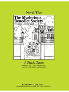 Learning Links book 1  mysterious benedict societies